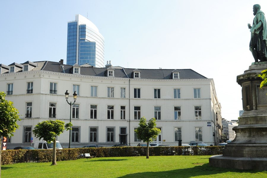VVGB Law - European law, trade law, corporate law - Lawyers Brussels, Belgium Vesalius Building